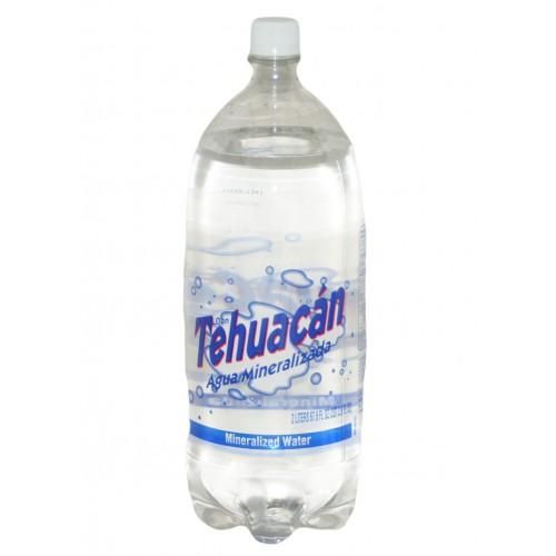 Tehuacan drink
